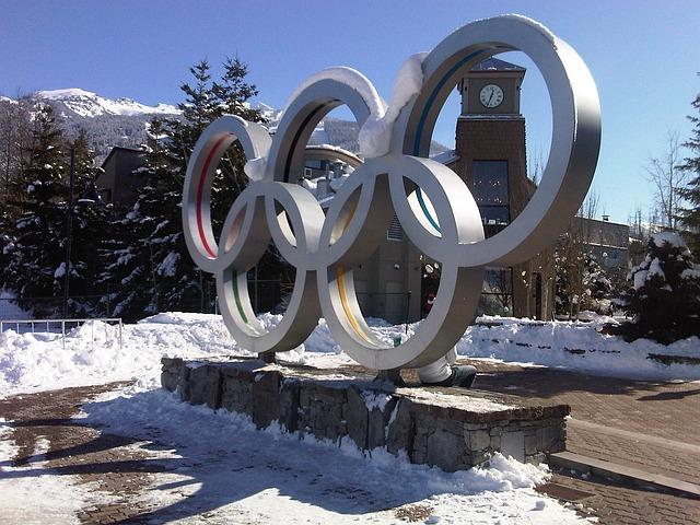 olympijské hry v zimě
