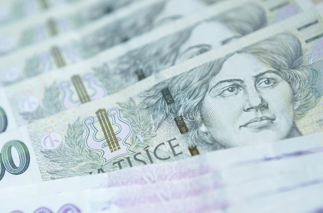 žena na bankovce