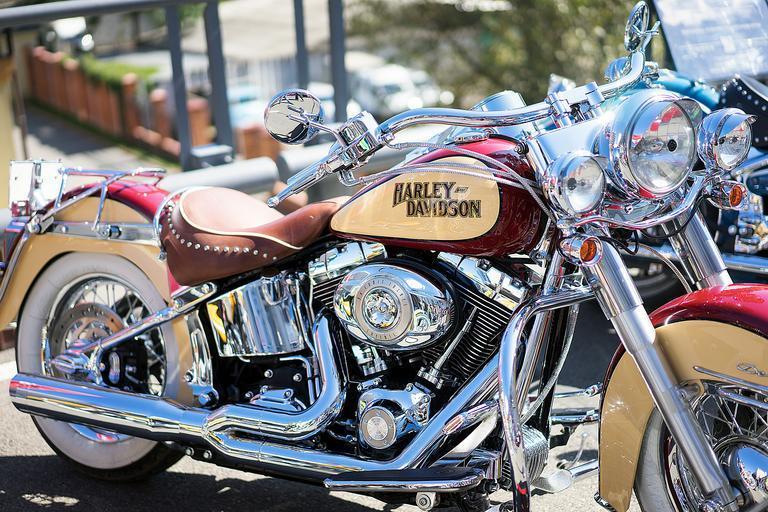 Světová značka motorky